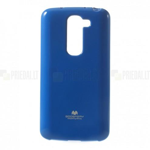 """""""Mercury"""" mėlynas LG G2 mini D620 dėklas (dėkliukas)"""