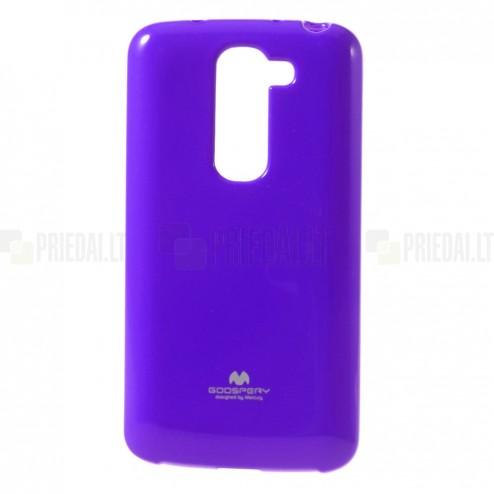 """""""Mercury"""" violetinis LG G2 mini D620 dėklas (dėkliukas)"""