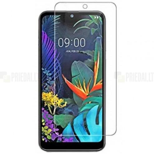 LG Q60 tempered Glass apsauginis ekrano stiklas 0,3 mm