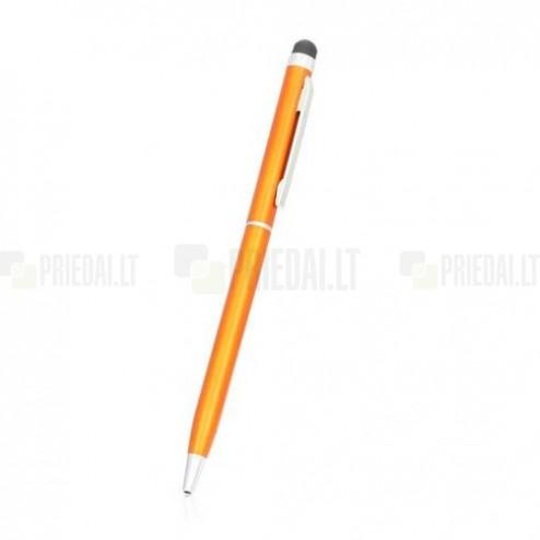 Auksinis liestukas su integruotu rašikliu (angl. Stylus Pen)