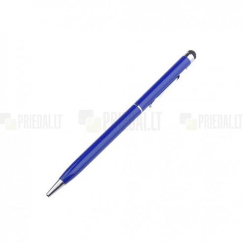 Mėlynas liestukas su integruotu rašikliu (angl. Stylus Pen)