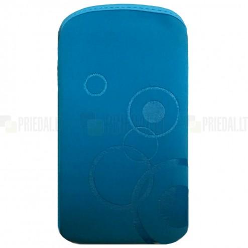"""Bubble"" mėlyna įmautė - įdėklas (L dydis)"