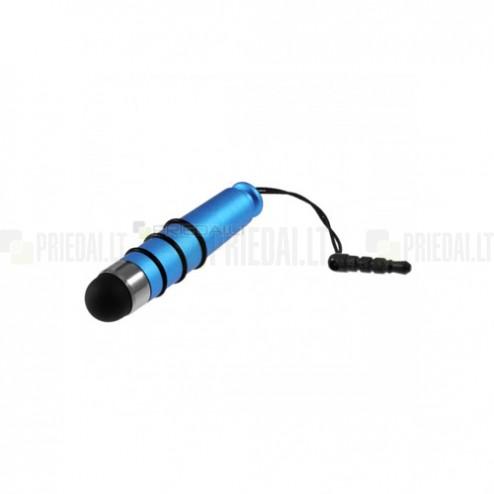 Mėlynas metalinis mini liestukas (angl. mini Stylus Pen)