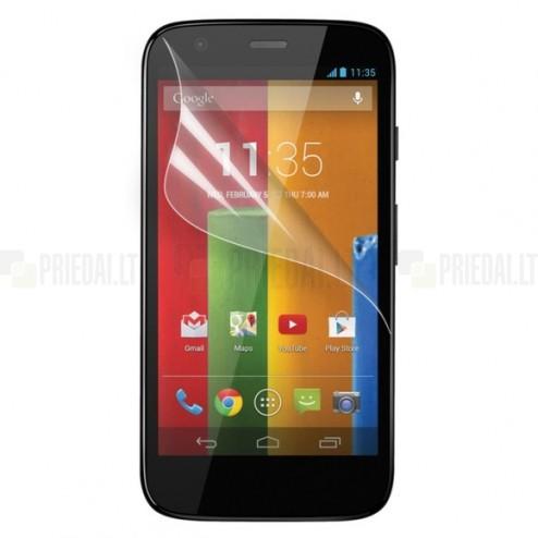 Motorola Moto G 3 kartos (Gen 3) apsauginė matinė ekrano plėvelė