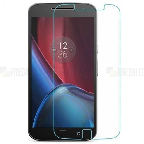 """Motorola Moto G4 Plus (Gen 4 XT1644) """"Nillkin"""" H Tempered Glass sustiprintos apsaugos apsauginis ekrano stiklas 0.33 mm"""