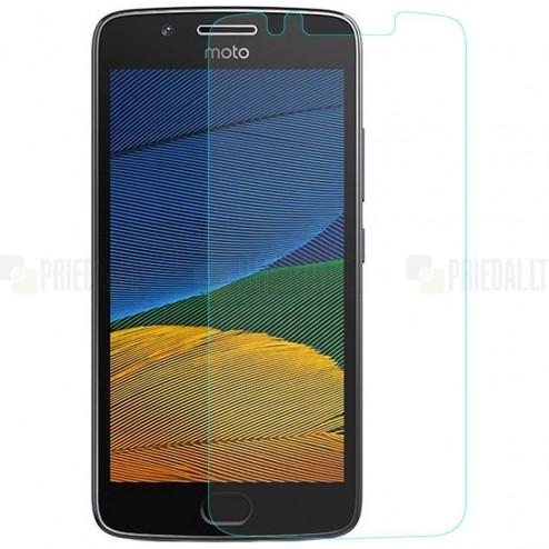 """Motorola Moto G 5 kartos (Gen 5) """"Calans"""" Tempered Glass sustiprintos apsaugos apsauginis ekrano stiklas 0.26 mm"""