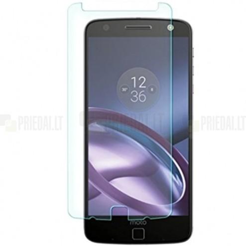 Motorola Moto Z (Moto Z Droid) Tempered Glass sustiprintos apsaugos apsauginis ekrano stiklas 0,33 mm