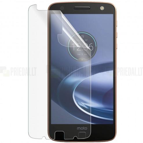 Motorola Moto Z (Moto Z Droid) apsauginė skaidri ekrano plėvelė