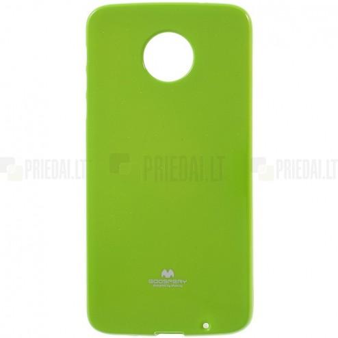 Motorola Moto Z (Moto Z Droid) žalias Mercury kieto silikono (TPU) dėklas