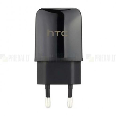 Oficialus HTC juodas įkroviklis (TC-P900, Europa, originalus)