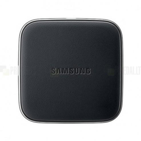 """Oficialus """"Samsung"""" Wireless Charger Pad Mini juodas belaidis įkroviklis (EP-PA510, Qi standartas)"""