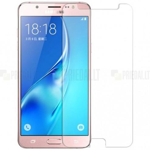 Samsung Galaxy J7 2016 (J710) tempered Glass apsauginis ekrano stiklas 0,3 mm