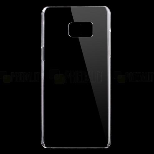 Samsung Galaxy Note 7 (N930) plastikinis skaidrus (permatomas) dėklas - nugarėlė