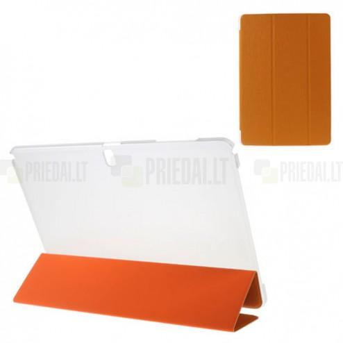 Samsung Galaxy Note Pro 12.2 P905 atverčiamas oranžinis dėklas