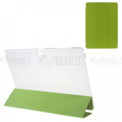 Samsung Galaxy Note Pro 12.2 P905 atverčiamas žalias dėklas