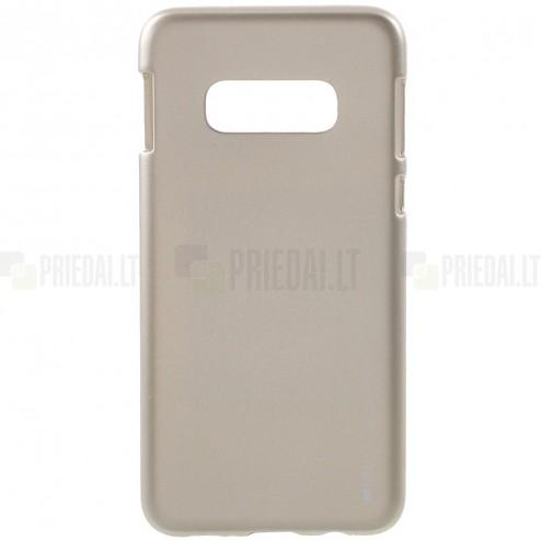 Samsung Galaxy S10e (G970) Mercury auksinis kieto silikono tpu dėklas - nugarėlė