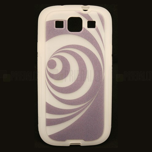 """Bullet"" Samsung Galaxy S3 i9300 kieto silikono TPU dėklas - Hypnosis (hipnozė)"