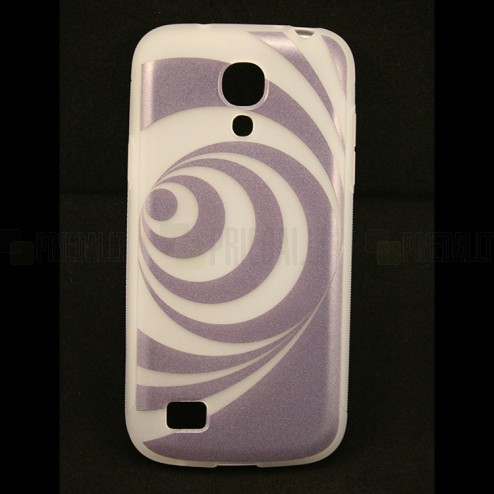 """""""Bullet"""" Samsung Galaxy S4 mini i9195 kieto silikono TPU dėklas - Hypnosis (hipnozė)"""