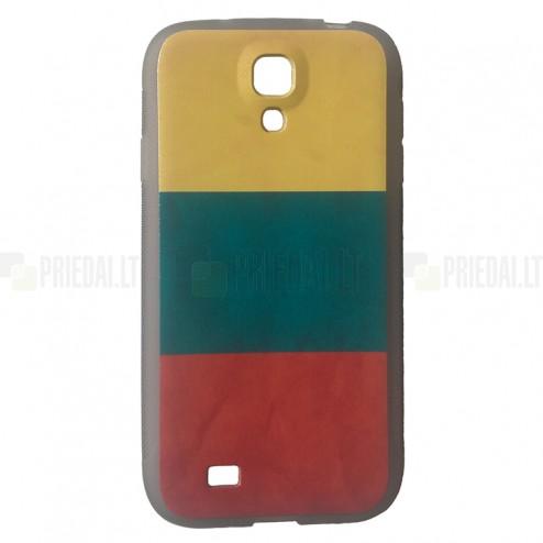 Bullet Samsung Galaxy S4 i9505, i9500 kieto silikono TPU dėklas - Lietuva