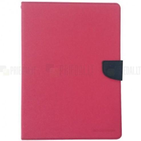 """""""Mercury"""" Fancy Samsung Galaxy Tab 4 10.1 (T535, T530) rožinis odinis dėklas"""