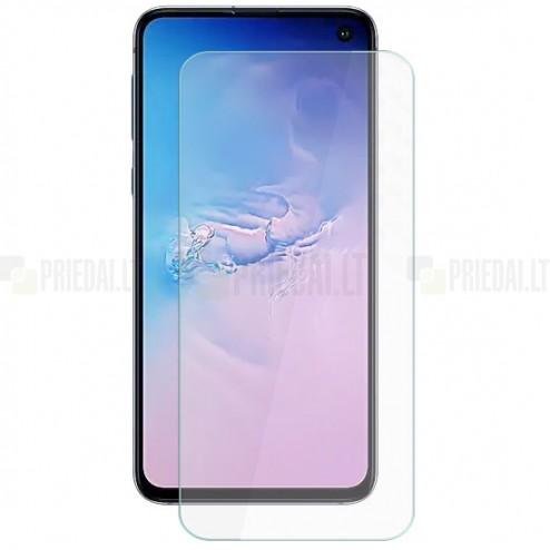 Samsung Galaxy S10e (G970) skaidrus apsauginis ekrano stiklas (tempered glass 0.3mm 9H)