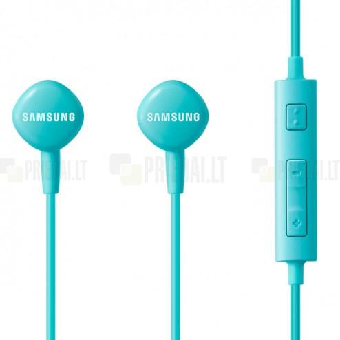 Samsung originalios mėlynos ausinės HS130