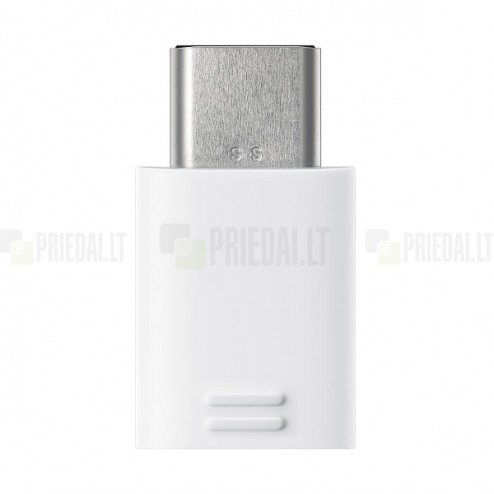 "Originalus ""Samsung"" Type-C Micro USB Connector baltas adapteris (perėjimas) EE-GN930"