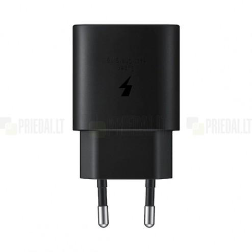 """Originalus """"Samsung"""" Super Fast Charging 25W EP-TA800 įkroviklis - juodas"""