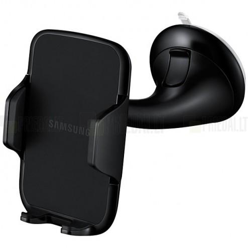 """""""Samsung"""" Universal Vehicle Dock juodas su raudonais akcentais automobilinis telefono laikiklis (EE-V200SA, 4"""" - 5,7"""")"""