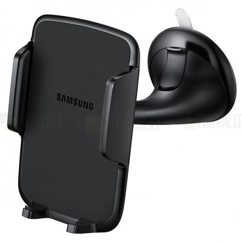 """""""Samsung"""" Universal Vehicle Dock juodas automobilinis planšetės laikiklis (EE-V100TA, 7"""" - 8"""")"""