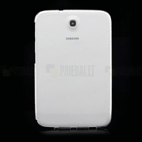 Samsung Galaxy Note 8.0 N5100 (N5110) plastikinis skaidrus (dėkliukas)