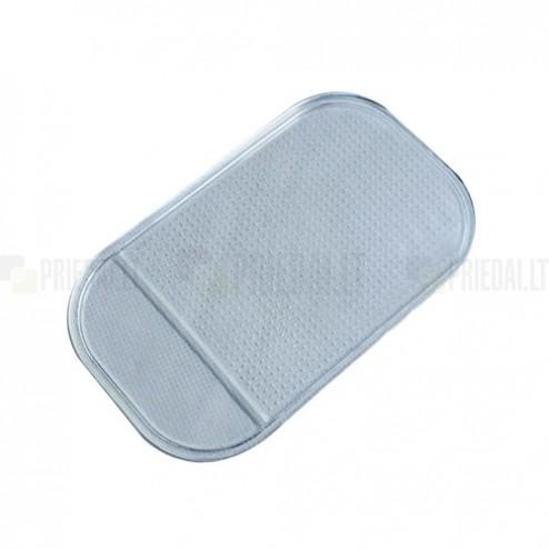 Skaidrus automobilinis silikoninis lipnus nano kilimėlis (Sticky Pad)
