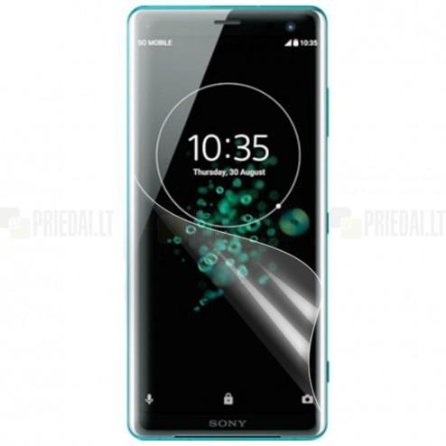 Sony Xperia XZ3 apsauginė skaidri ekrano plėvelė