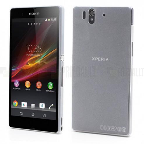 Ploniausias pasaulyje Sony Xperia Z baltas dėklas