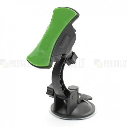 Sticky Pad juodas automobilinis telefono laikiklis