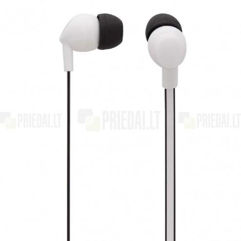 """""""T'nB"""" Be Color baltos įkišamos į ausis ausinės (laisvų rankų įranga)"""