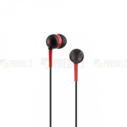"""""""T'nB"""" Rock Bluetooth bevielės juodos įkišamos į ausis ausinės (laisvų rankų įranga)"""
