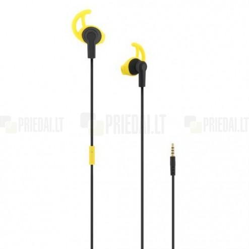 """""""T'nB"""" Running bevielės juodos įkišamos į ausis ausinės (laisvų rankų įranga)"""