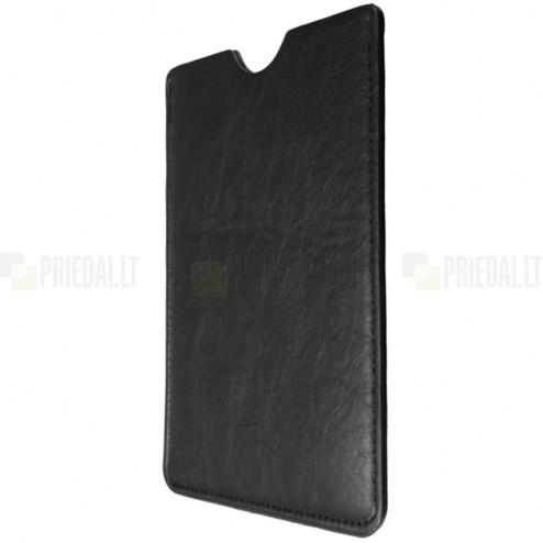 Universali juoda odinė kompiuterinės planšetės įmautė, 10.1 colių planšetėms