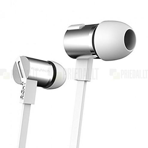 """""""Wallytech"""" Essential W800 siadabro spalvos įkišamos į ausis ausinės (laisvų rankų įranga)"""