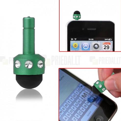Žalias mikro liestukas (angl. mikro Stylus Pen)