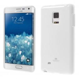 """""""Mercury"""" dėklas - baltas (Galaxy Note Edge)"""