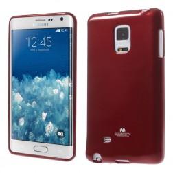 """""""Mercury"""" dėklas - raudonas (Galaxy Note Edge)"""