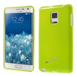 """""""Mercury"""" dėklas - žalias (Galaxy Note Edge)"""