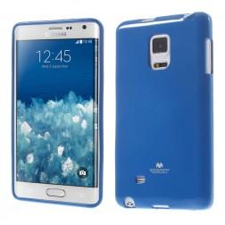"""""""Mercury"""" dėklas - mėlynas (Galaxy Note Edge)"""