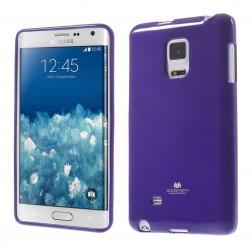 """""""Mercury"""" dėklas - violetinis (Galaxy Note Edge)"""