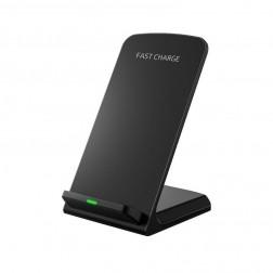 """""""Quick Charge"""" Wireless belaidis įkroviklis (10W) - juodas"""
