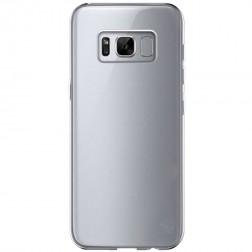 Kieto silikono (TPU) dėklas - skaidrus (Galaxy S8+)