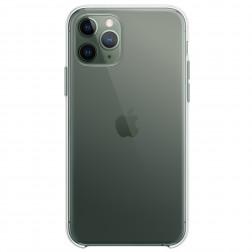 Ploniausias TPU dėklas - skaidrus (iPhone 11 Pro)