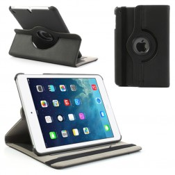 Atverčiamas dėklas (360°) - juodas (iPad Mini 1 / 2 / 3)